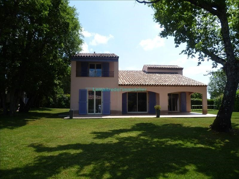 Vente maison / villa Saint cezaire sur siagne 549500€ - Photo 1