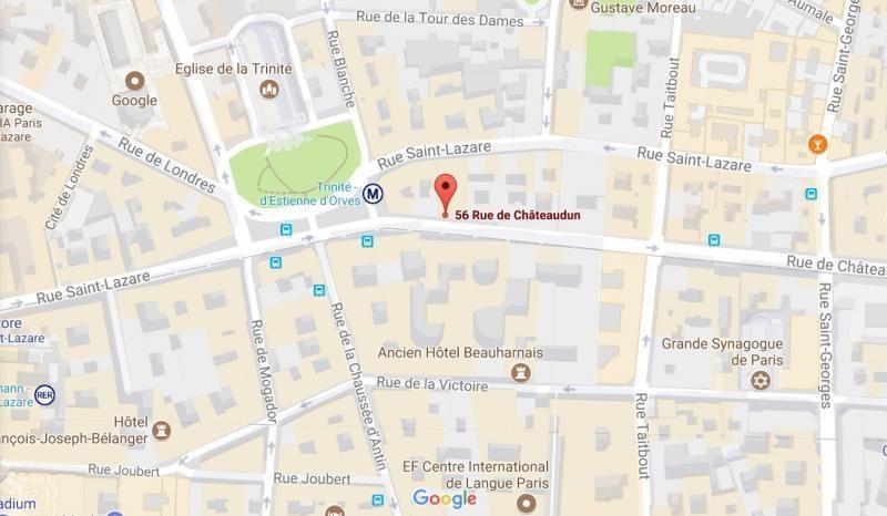 Location local commercial Paris 9ème 7000€ +CH/ HT - Photo 1