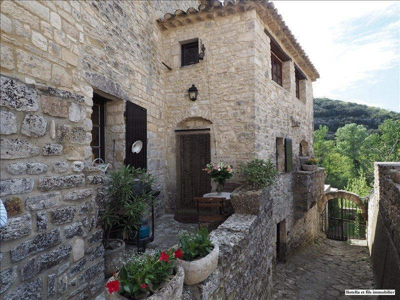 Vente maison / villa Cornillon 266000€ - Photo 10