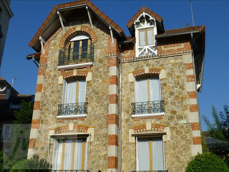 Vente maison / villa Enghien les bains 825000€ - Photo 1