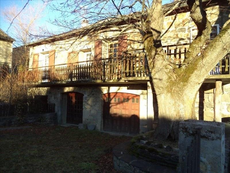 Sale house / villa Yssingeaux 136000€ - Picture 1