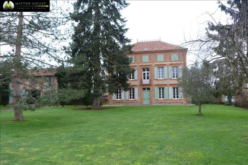 Sale house / villa Escatalens 367000€ - Picture 1