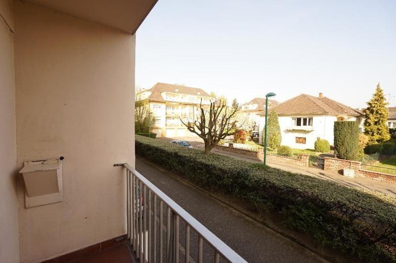 Verkoop  appartement Hoenheim 195000€ - Foto 1