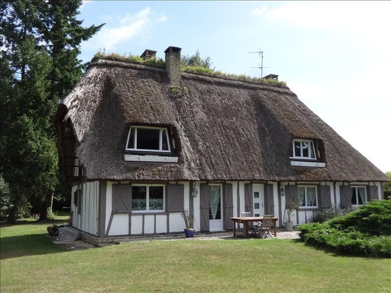 Vente de prestige maison / villa Autheuil authouillet 499000€ - Photo 1