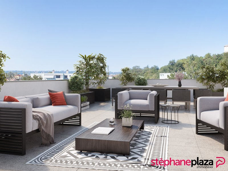 Appartement duplex toit terrasse + garage