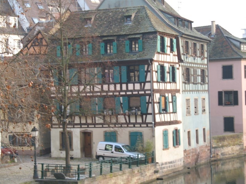 Rental apartment Strasbourg 690€ CC - Picture 1
