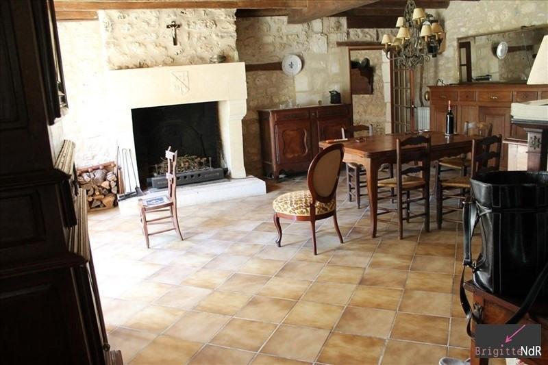 Vente de prestige maison / villa Cherval 248240€ - Photo 6
