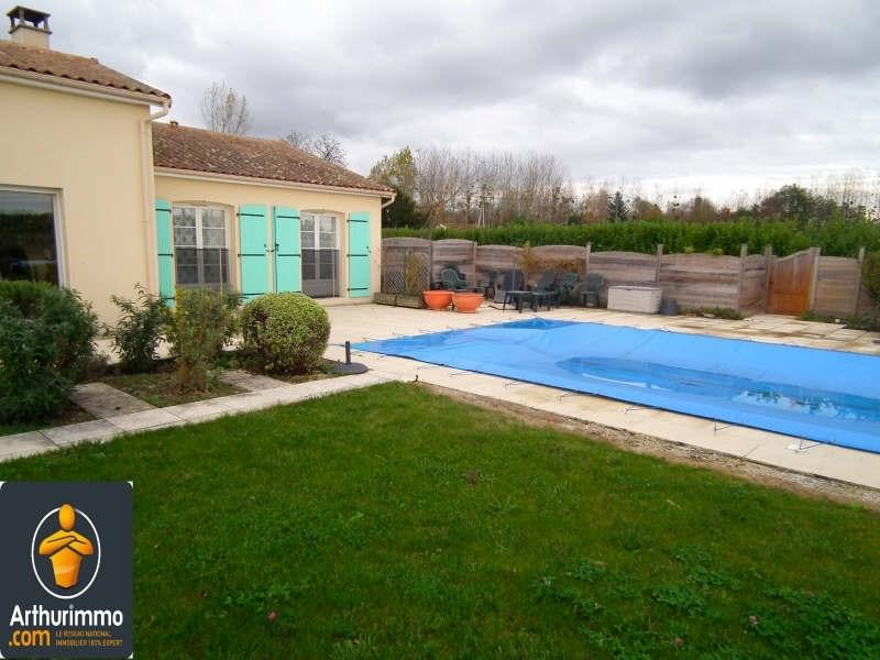 Sale house / villa Migron 290000€ - Picture 4