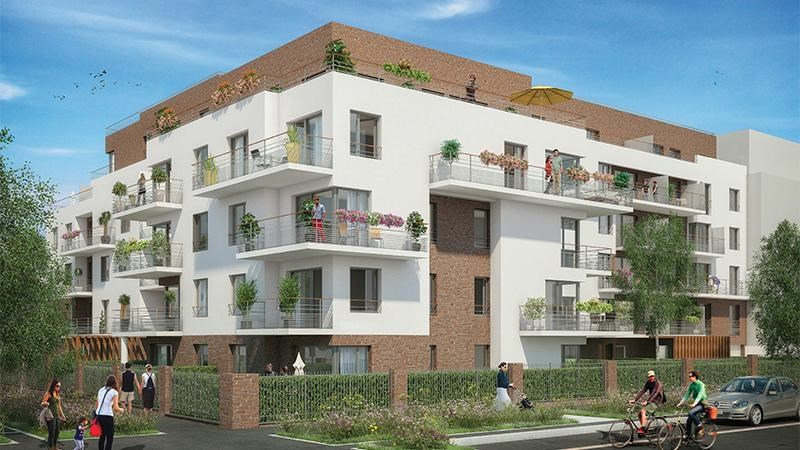 Achat appartement noisy le grand neuf for Achat neuf appartement
