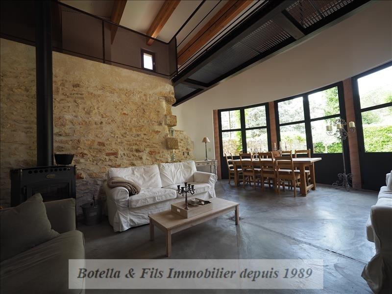 Deluxe sale house / villa Uzes 849000€ - Picture 6