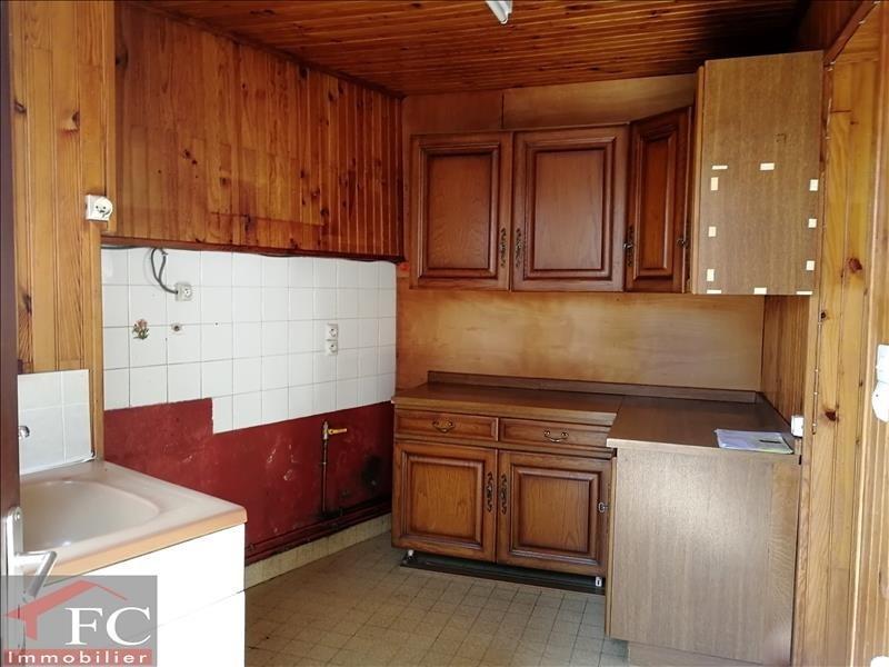 Sale house / villa Chateau renault 86250€ - Picture 4