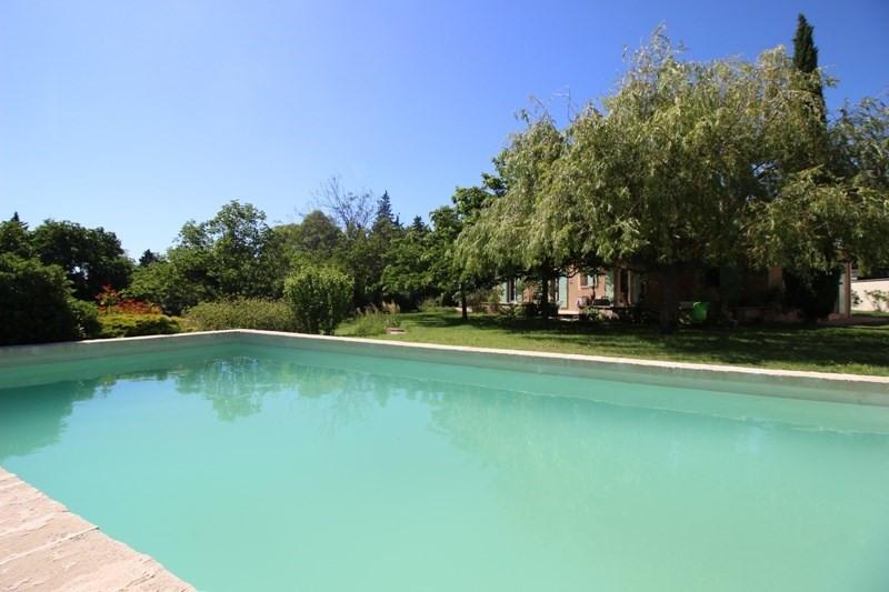 Vente de prestige maison / villa L isle sur la sorgue 550000€ - Photo 2