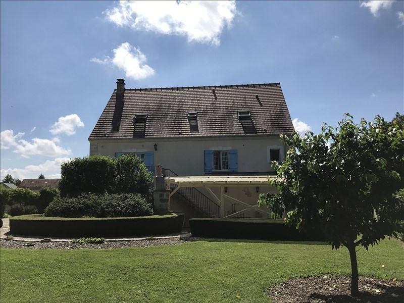 Sale house / villa St valerien 325500€ - Picture 2