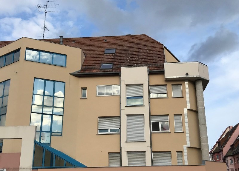 Verkoop  kantoren Colmar 181050€ - Foto 1
