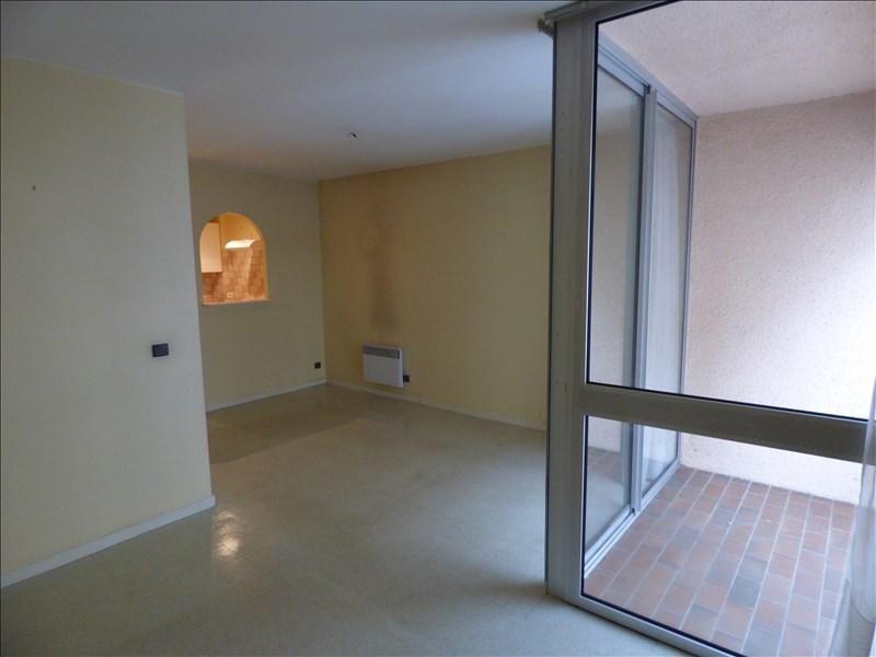 Rental apartment Mazamet 390€ CC - Picture 1