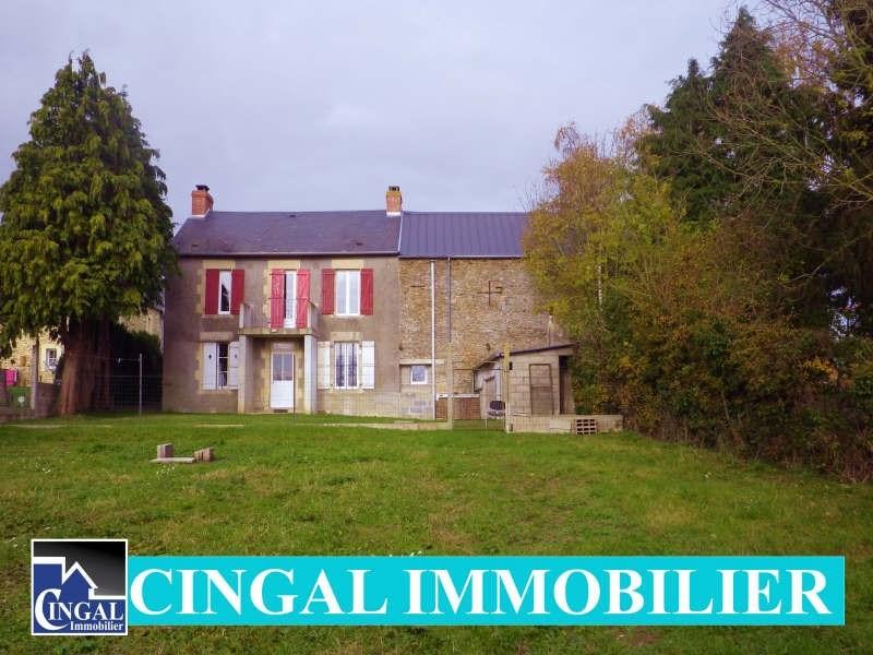 Sale house / villa Aunay sur odon 128750€ - Picture 1