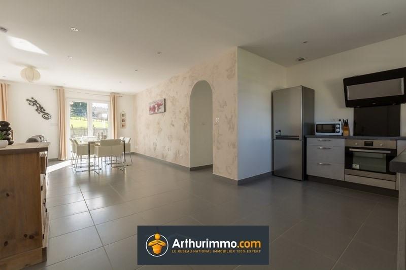 Sale house / villa La batie montgascon 215000€ - Picture 5