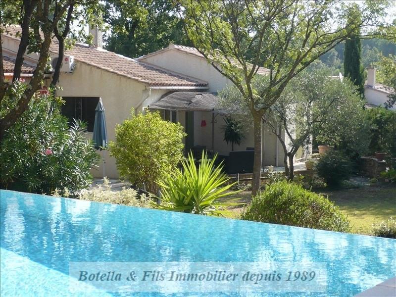 Sale house / villa Goudargues 419000€ - Picture 11
