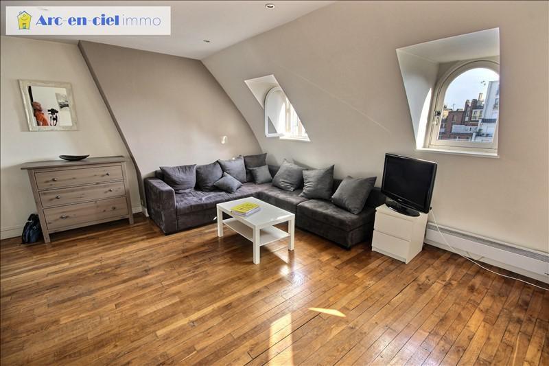 Revenda apartamento Paris 16ème 449000€ - Fotografia 3