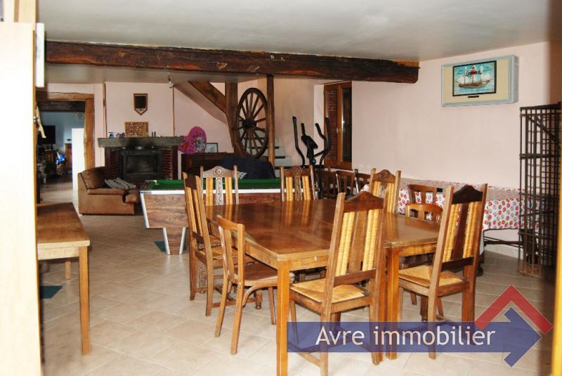 Sale house / villa Verneuil d avre et d iton 168000€ - Picture 2