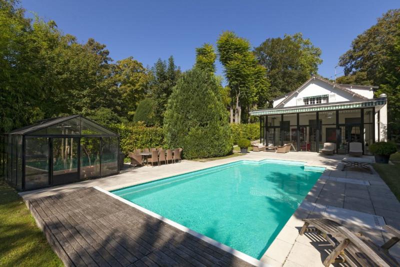 Deluxe sale house / villa Villennes sur seine 1490000€ - Picture 1