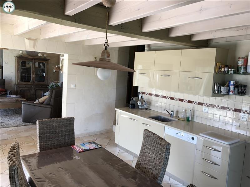 Vente maison / villa St dizant du gua 527500€ - Photo 4