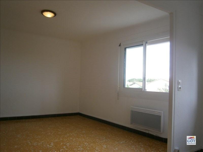 Locação apartamento Villelongue de la salanque 500€ CC - Fotografia 1