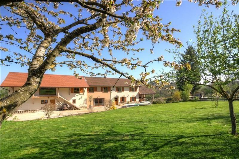Vente maison / villa Ruy 549000€ - Photo 1