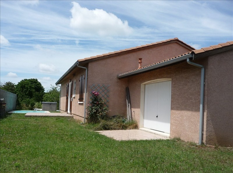 Vente maison / villa Toulouse 335000€ - Photo 1