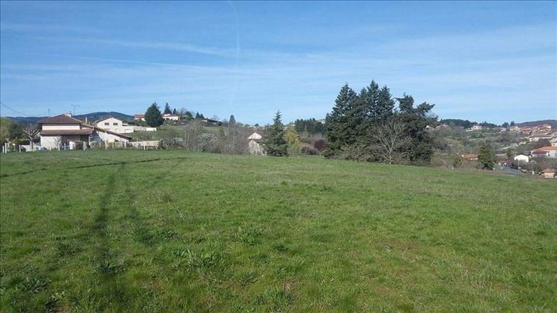 Vente terrain Ambierle 95000€ - Photo 2