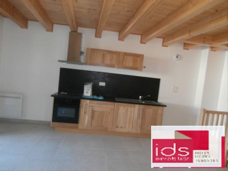 Rental apartment Betton bettonet 545€ CC - Picture 4