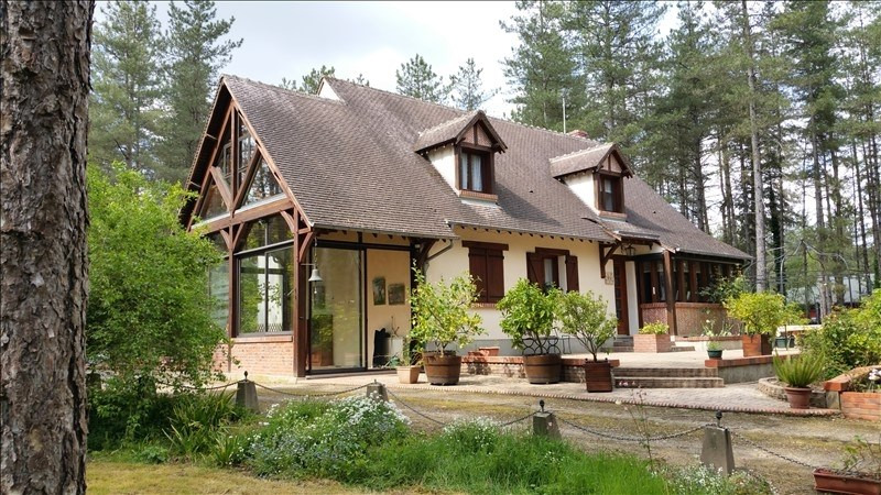 Vente maison / villa Les bordes 322000€ - Photo 2