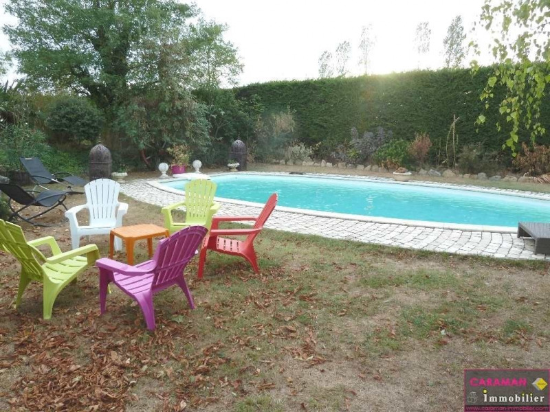 Deluxe sale house / villa Labastide beauvoir  10 minutes 450 000€ - Picture 6