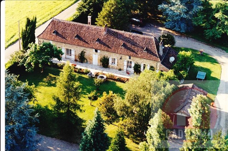 Vente de prestige maison / villa St germain et mons 551000€ - Photo 2