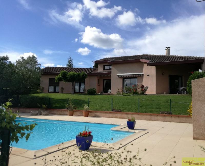 Vente de prestige maison / villa Secteur l'union 590000€ - Photo 1
