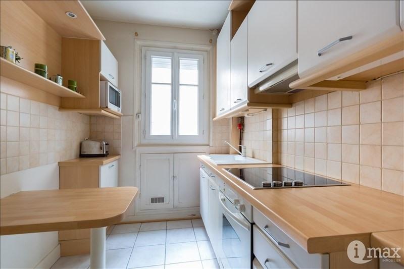 Sale apartment Paris 17ème 292000€ - Picture 3
