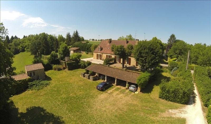 Vente maison / villa Meyrals 307400€ - Photo 1