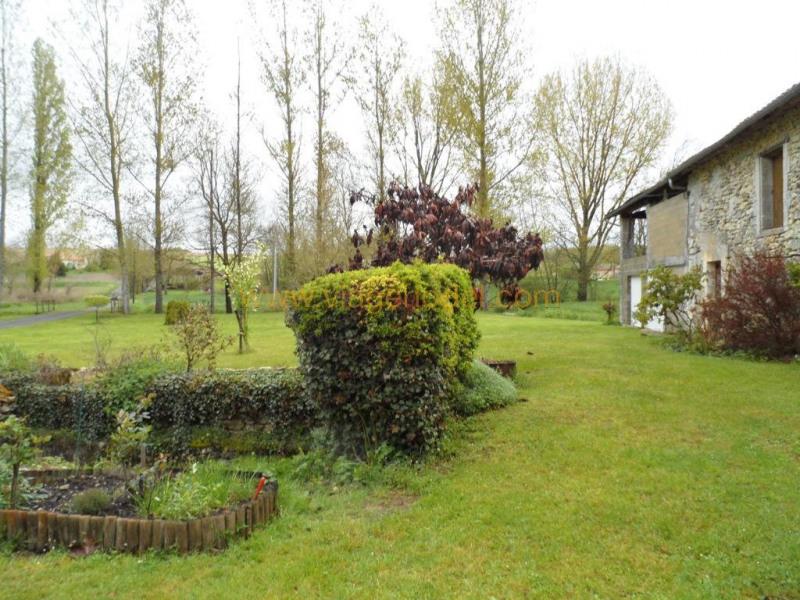 Vendita nell' vitalizio di vita casa La chapelle gresignac 122300€ - Fotografia 13