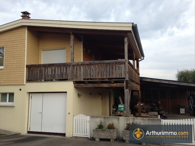Sale building Grussenheim 530000€ - Picture 1