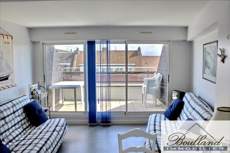 Vente appartement Fort mahon plage 134000€ - Photo 1