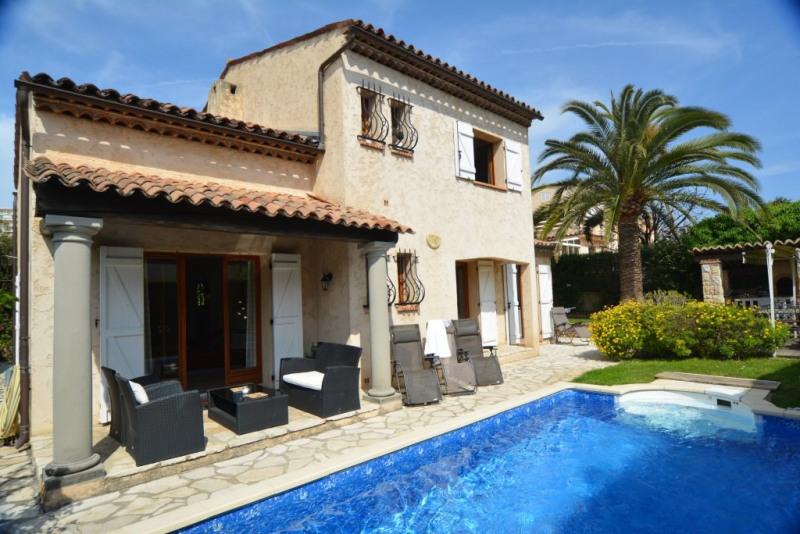Verkoop van prestige  huis Juan-les-pins 719000€ - Foto 1