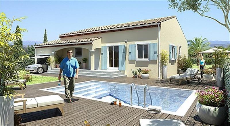 """Modèle de maison  """"Modèle Starplus maison 4 pièces"""" à partir de 4 pièces Hérault par MAISONS GUITARD"""