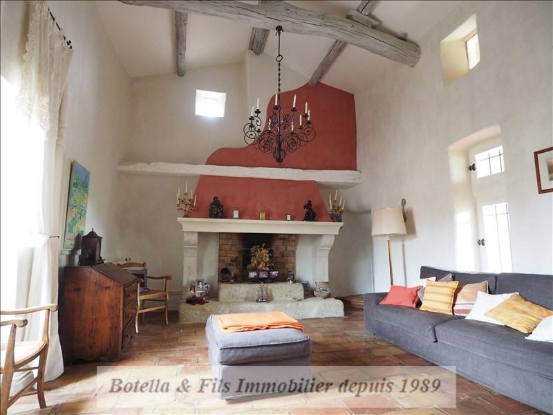 Immobile residenziali di prestigio casa Uzes 595000€ - Fotografia 4
