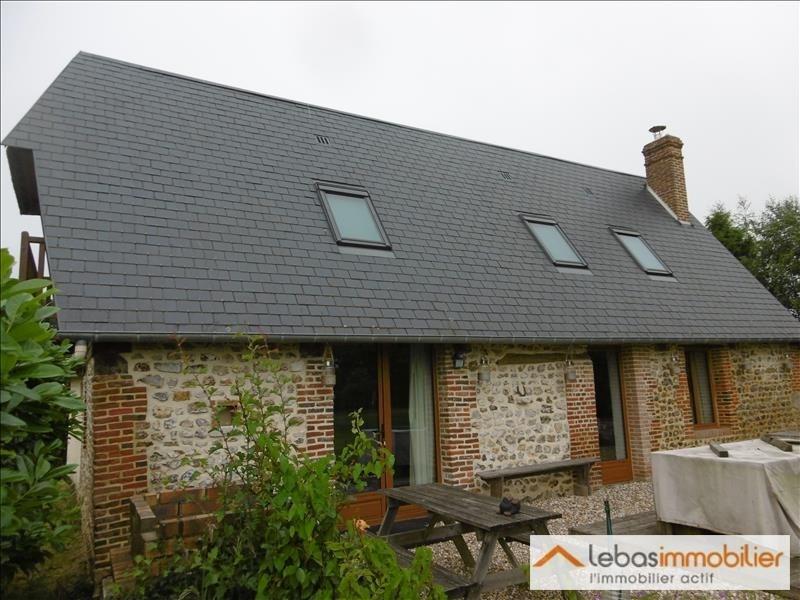 Vendita casa Hericourt en caux 149800€ - Fotografia 1