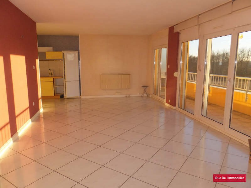 Sale apartment Gundershoffen 123 000€ - Picture 2