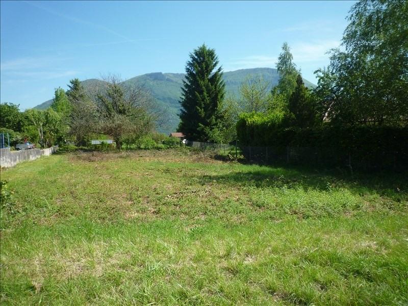 Vente terrain Ceyzerieu 50000€ - Photo 2