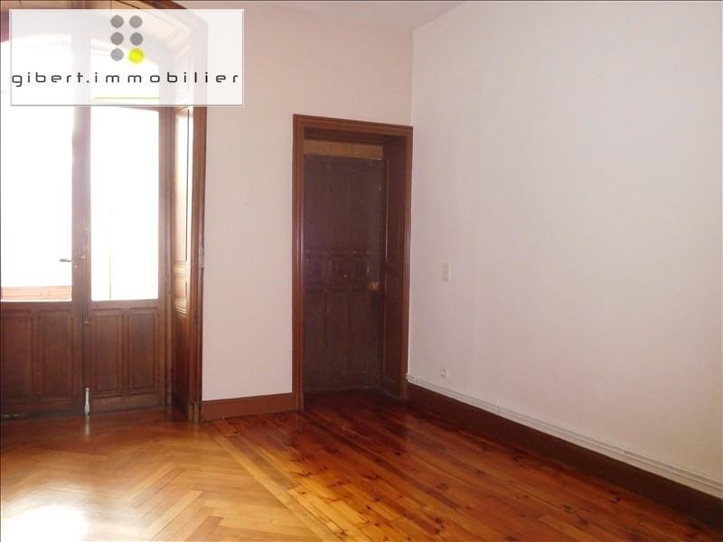 Rental apartment Le puy en velay 831,79€ +CH - Picture 6
