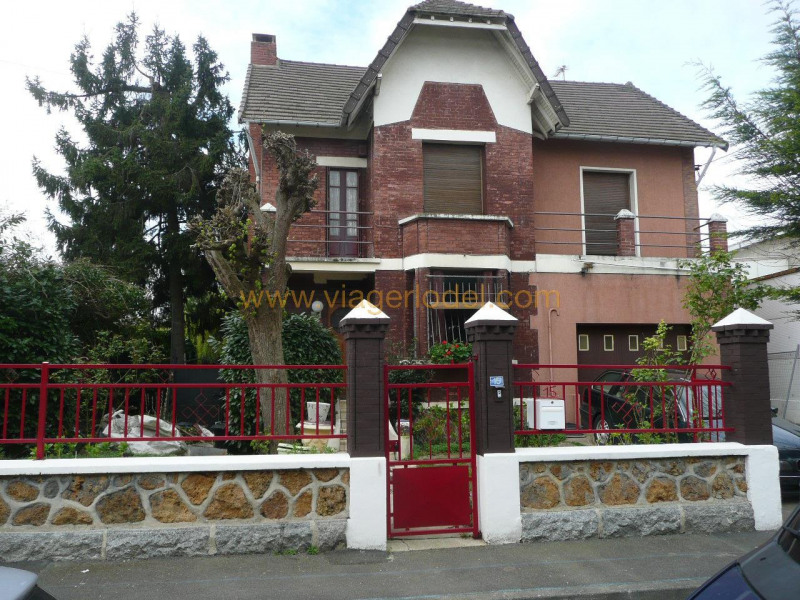 Life annuity house / villa Villepinte 120000€ - Picture 1