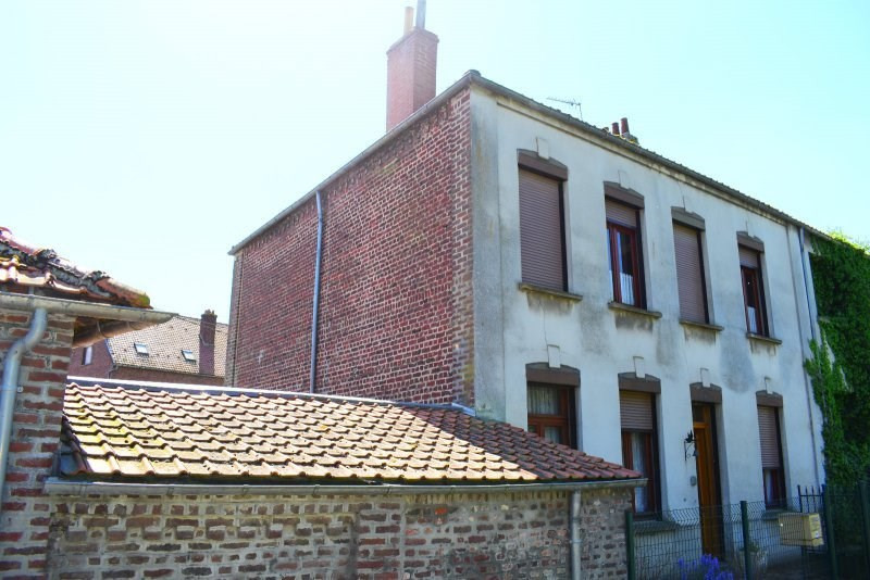 Vente maison / villa Aire sur la lys 85000€ - Photo 1