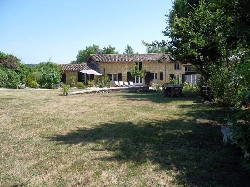 Deluxe sale house / villa Le tourne 570000€ - Picture 2